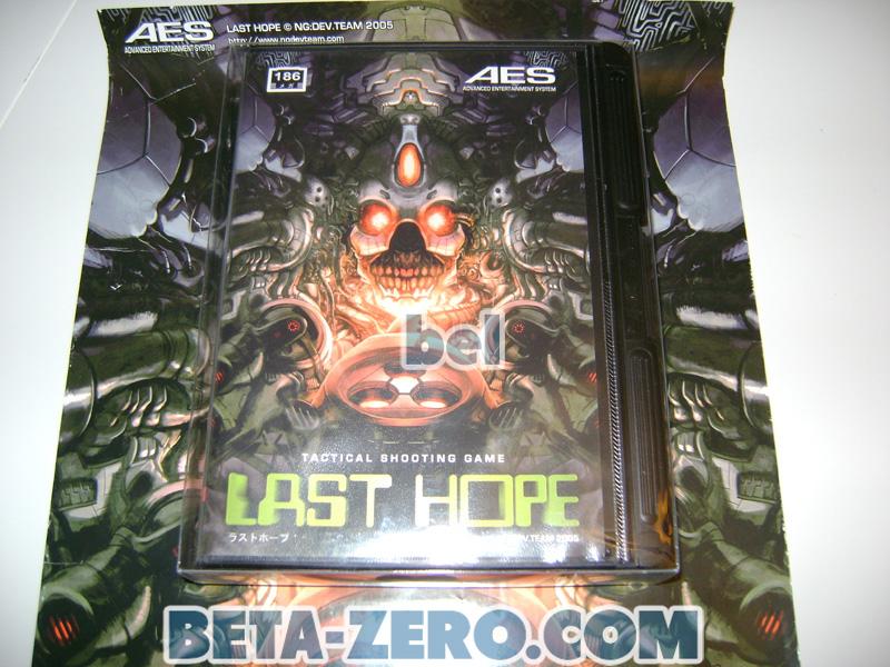 Last Hope - Neo-Geo AES