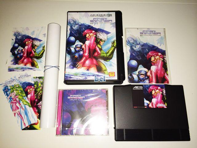 Fast Striker Neo-Geo AES