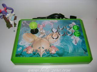 Mando artesanal Mushihimesama [PS1/PS2]