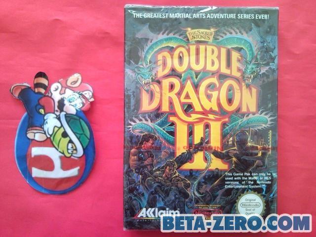 Double Dragon III.