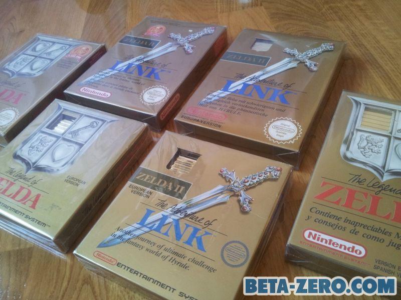 Zelda's Family