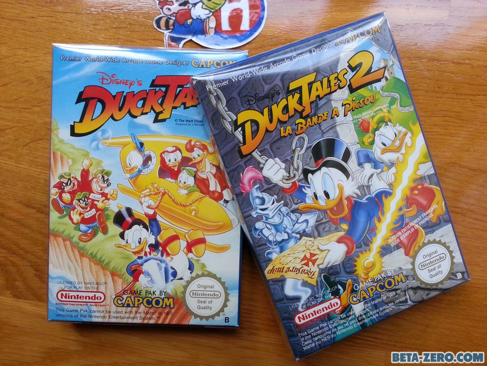 Saga Duck Tales