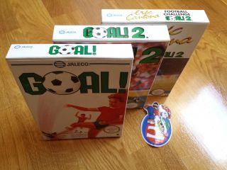 Saga Goal!