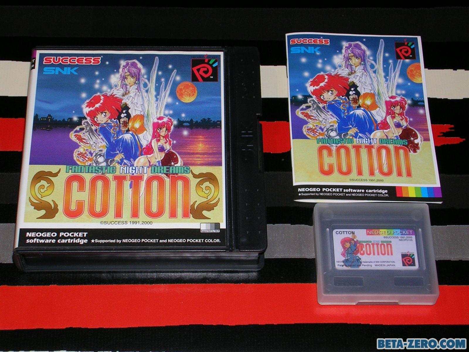 Cotton: Fantastic Night Dreams para Neo Geo Pocket Color