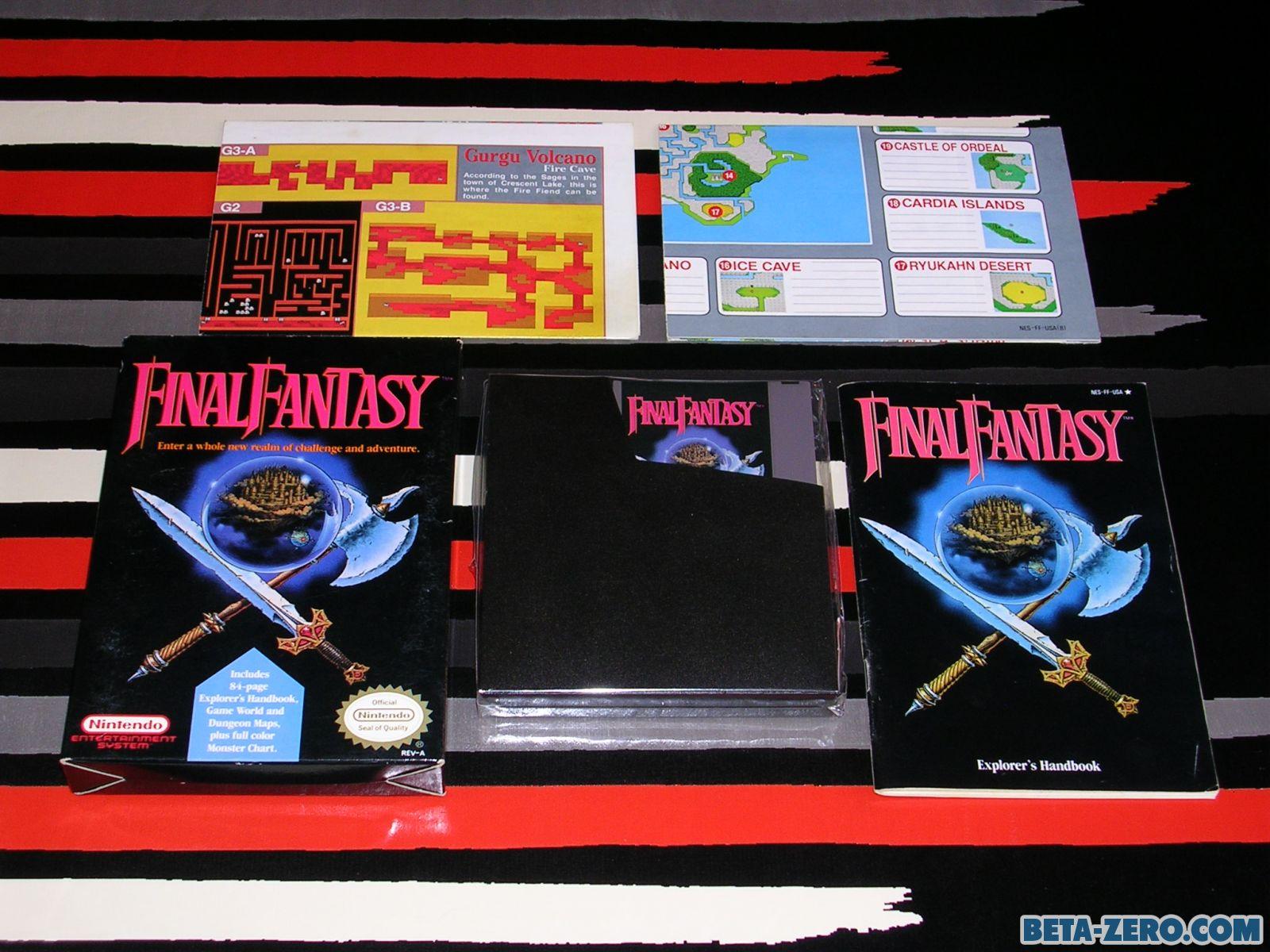 Final Fantasy para NES