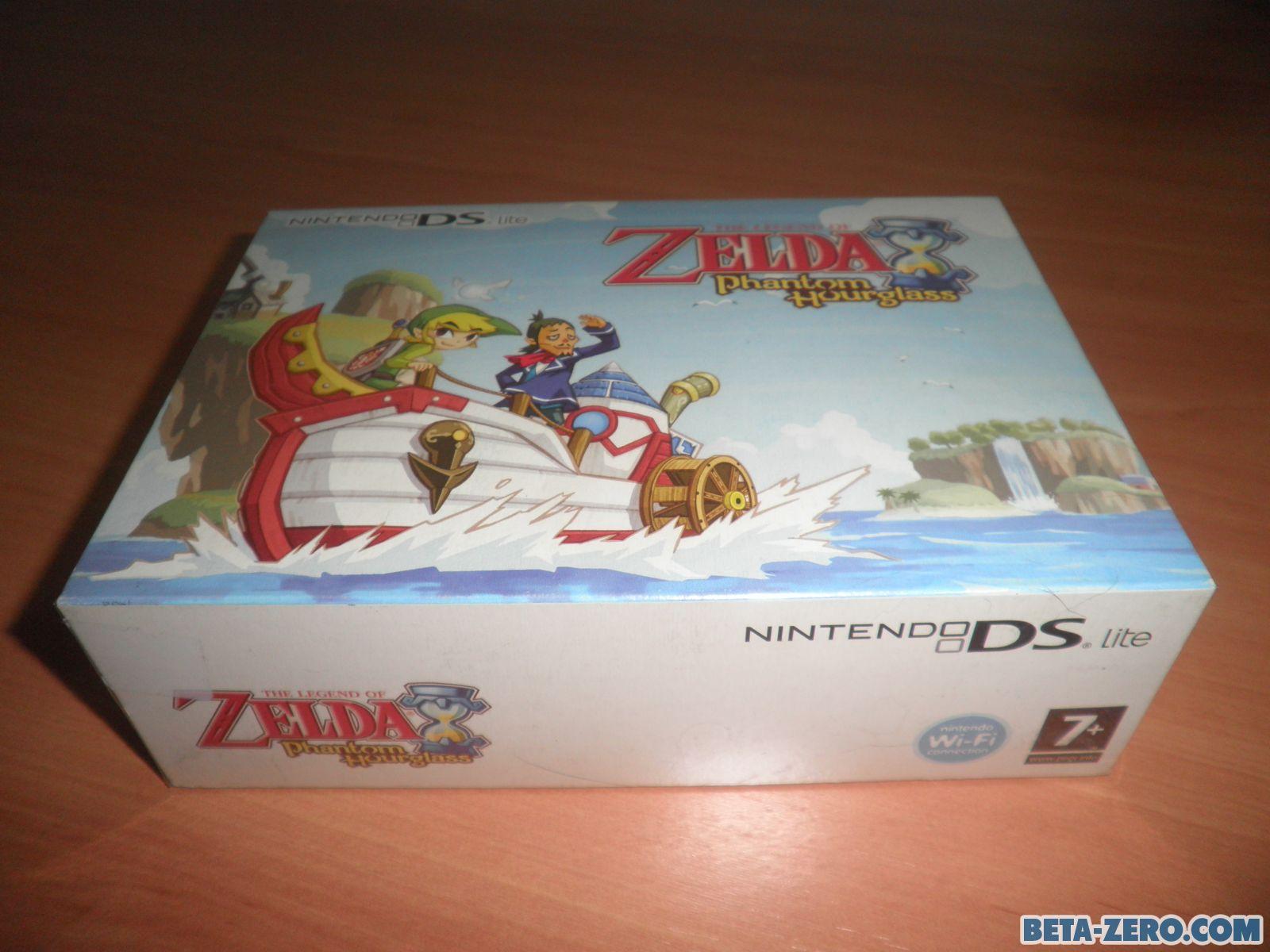The Legend of Zelda Phantom Hourglass, Nintendo Ds Edicion limitada.