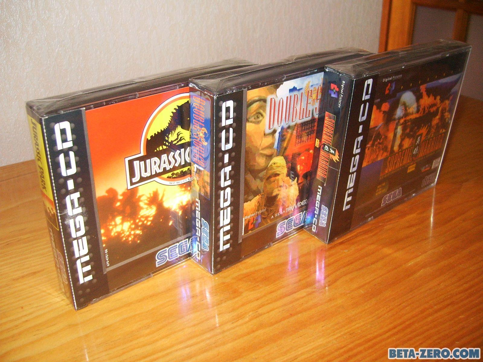 Jurassic Park (version spain), Double Switch y Supreme Warrior