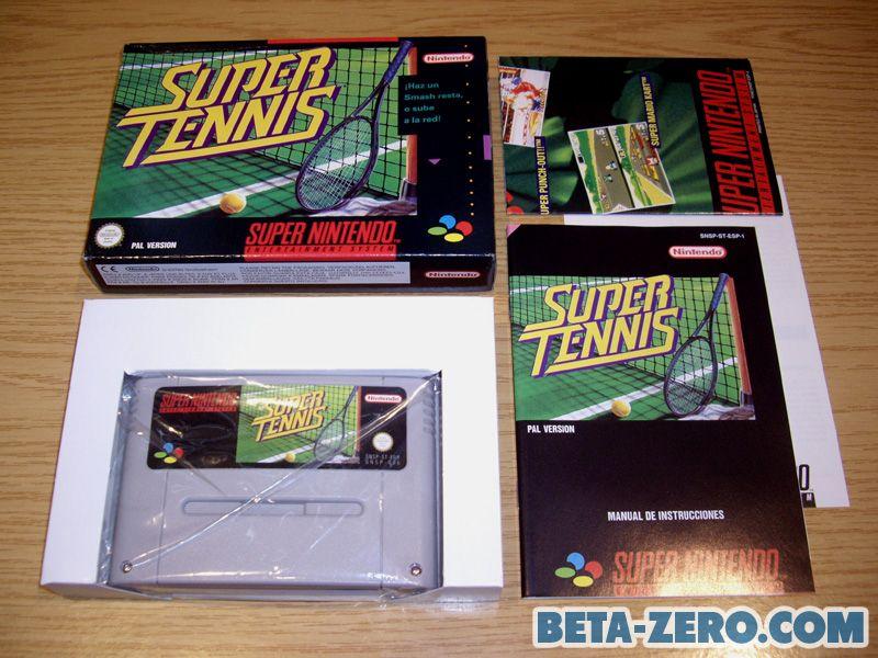 SUPER TENNIS