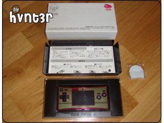 Faceplate Oficial Club Nintendo Japan Famicom Anniversary