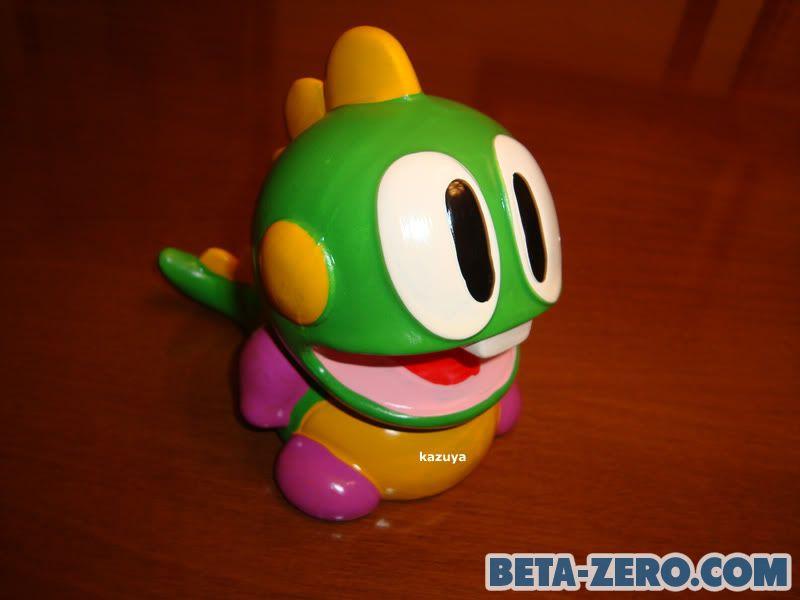 Figura promocional de Bubble Bobble
