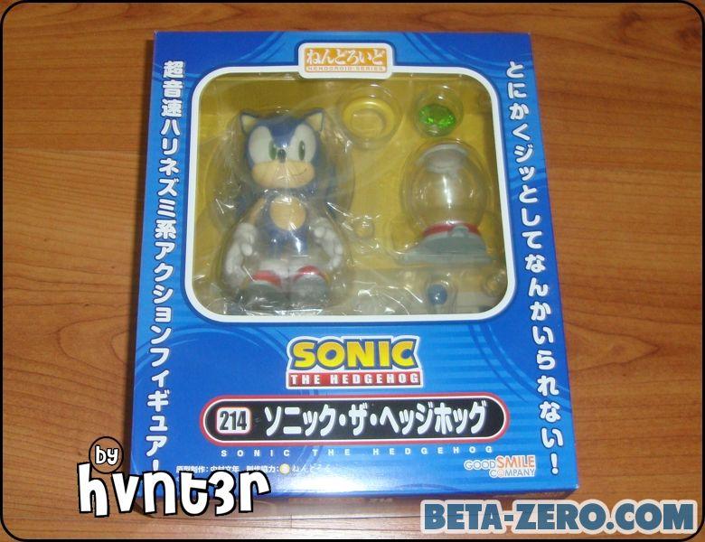 Sonic Nendoroid