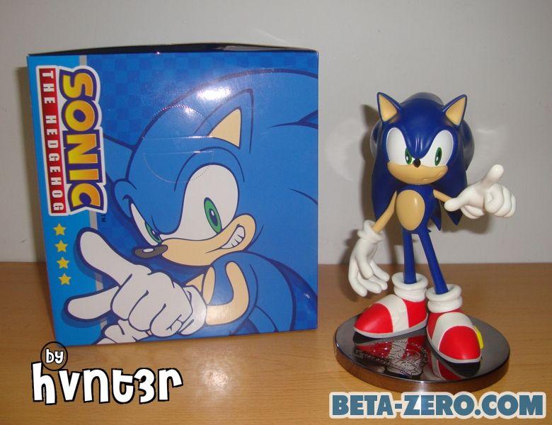 Sonic 20th Figure