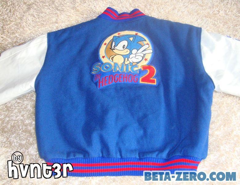 Sudadera Sonic the Hedgehog 2