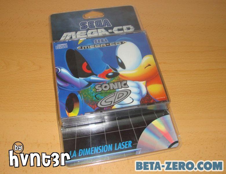 Sonic CD Blister