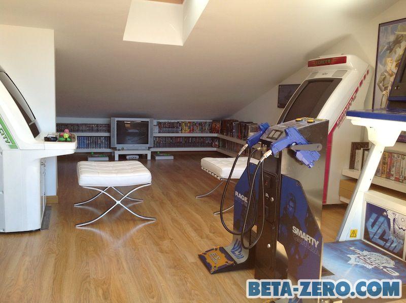 Game Room 32xforever - Vista General
