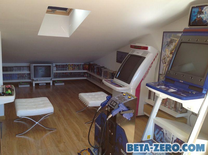 Game Room 32xforever - Lado Derecho