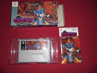 Akumajou Dracula (Super Castlevania IV) para Super Famicom