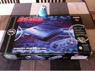 Super Nintendo 1