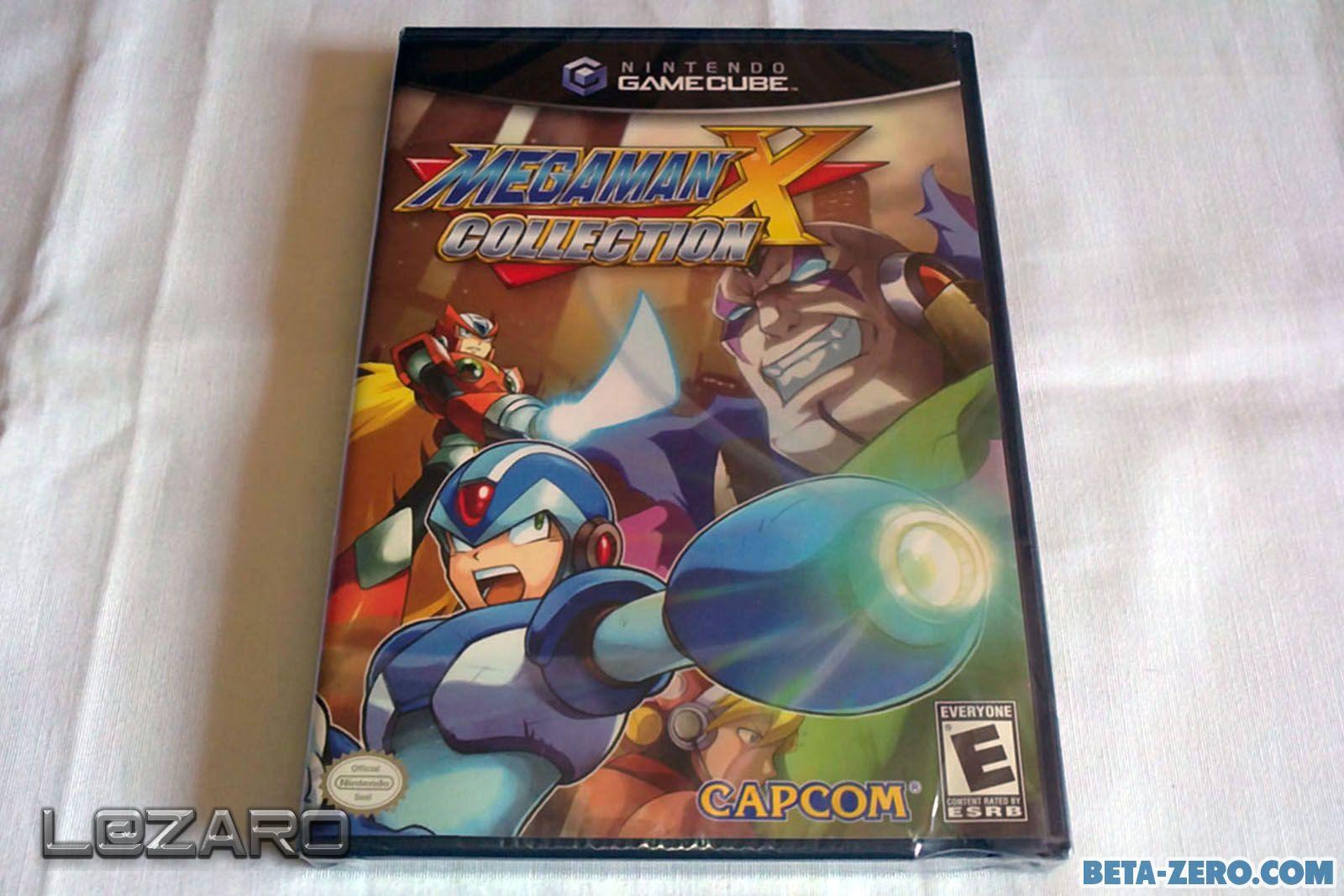 Megaman X Collection