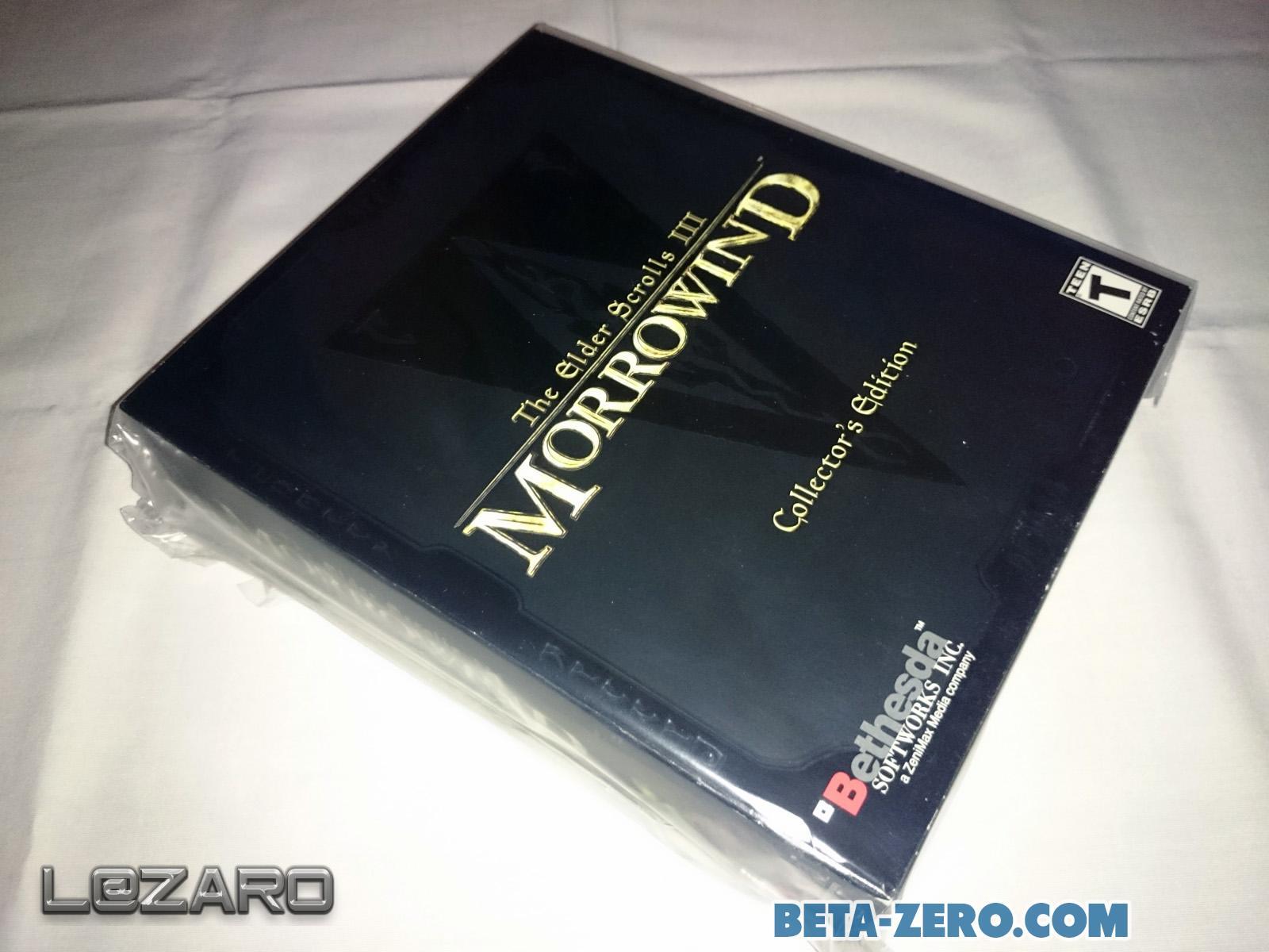 The Elder Scrolls III: Morrowind Collector's Edition USA