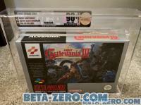 Super Castlevia IV - PAL VGA